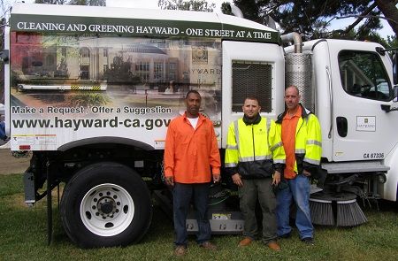 Cleaning and Greening Hayward - One Street at a Time