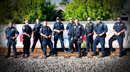 Hayward Police Department
