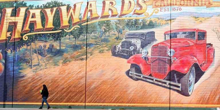 Haywards Mural