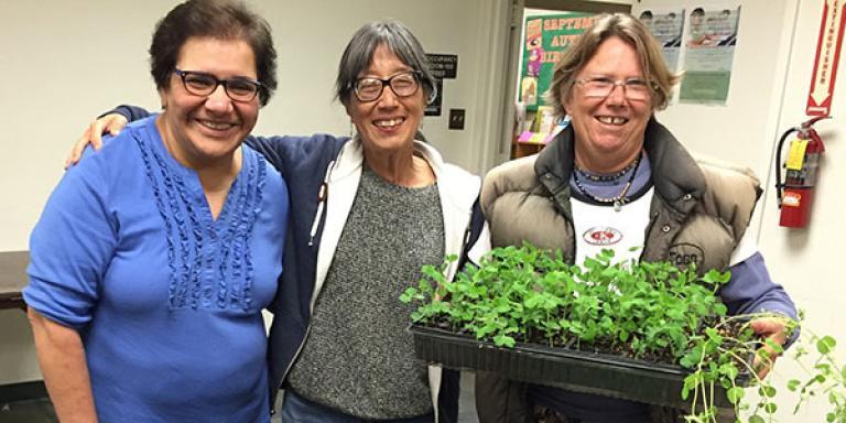 Seed Savers & Gardeners Club