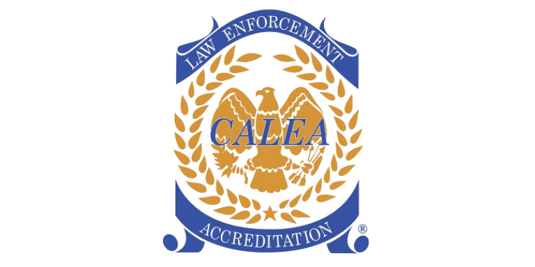Blue and Gold CALEA seal