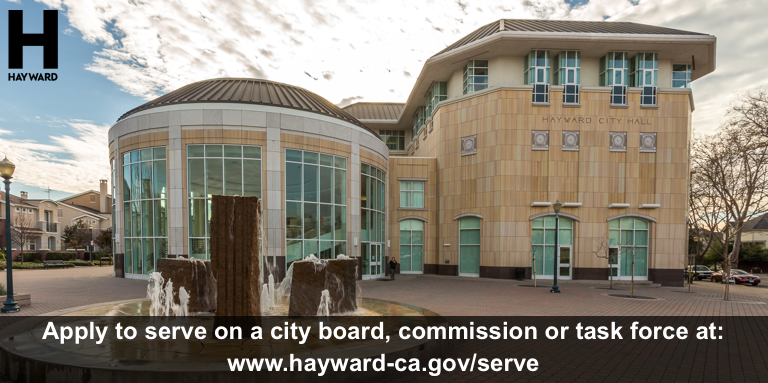 Hayward City Hall
