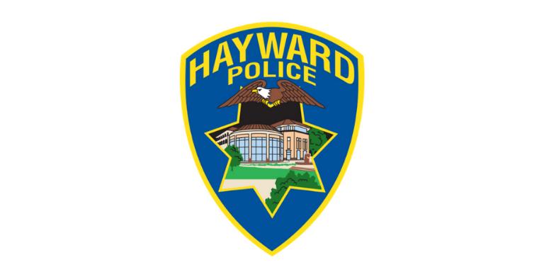 Hayward Police Department Badge