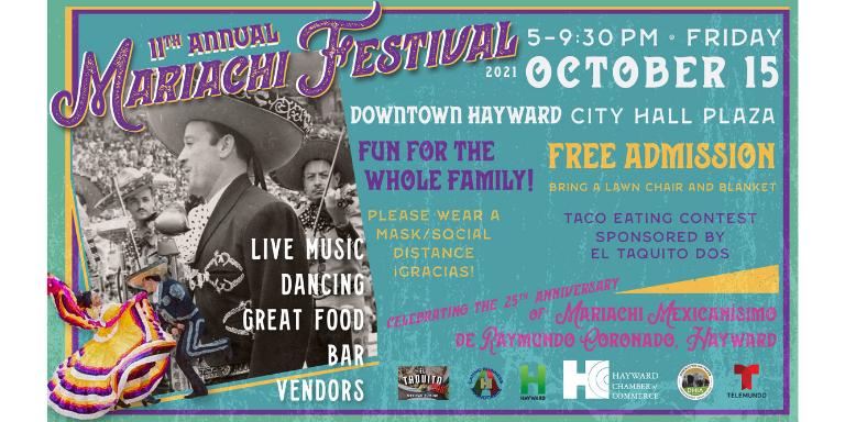 The Mariachi Festival Poster