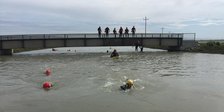 Open Water Rescuers
